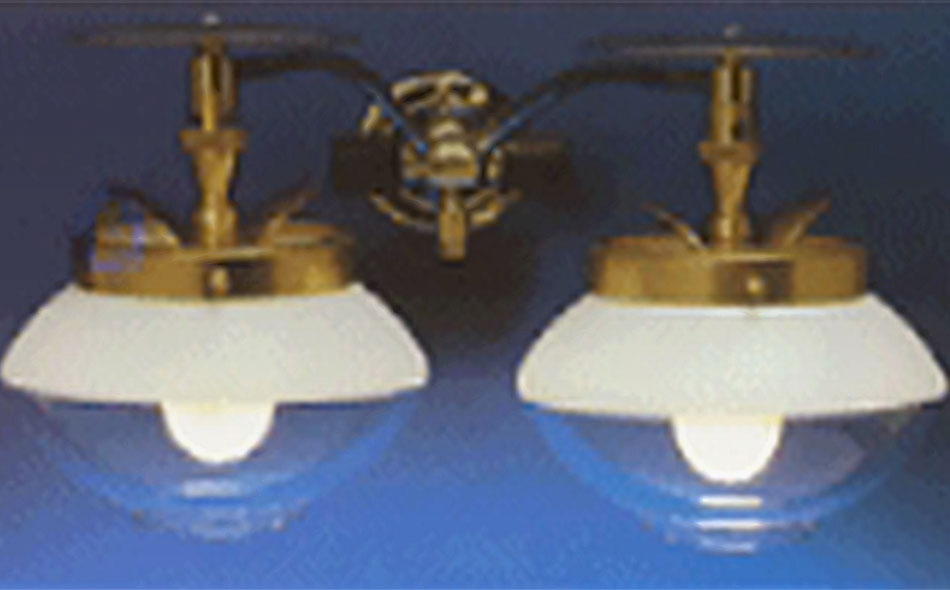Double Wall Gas Light